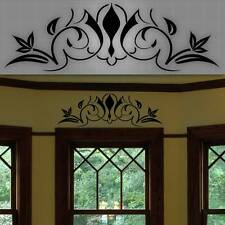 "Decorative Window Accent Decal, Door Accent Sticker, Wall Home Decor - 32"" x 10"""