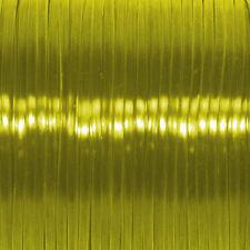 100 Yard (91M) Spool chiaro rexlace GIALLO PLASTICA allacciatura Crafts CYBERLOX