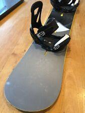 New listing Burton Custom Flying V 158cm Snowboard with Burton Custom Bindings & board bag
