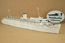 1:700 Wilhelm Gustloff, resin, 3D printed kit, Waterline, Full Hull, Liner