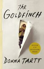 The Goldfinch by Donna Tartt (2013, Hardcover,)