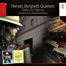 Renato Borghetti Quartet - Gaita Na Fabrica [CD]