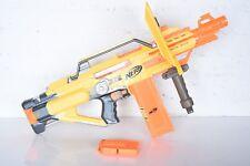 7x Lot NERF Stampede ECS N-Strike Automatic Blaster Gun W/ Shield and Clips