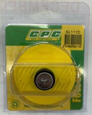 CPC Auto Components Locking Fuel Cap SL111D Diesel  Yellow - Free Shipping!