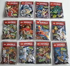 LEGO Ninjago - Minifiguren zum Aussuchen Limited Edition Neu & OVP