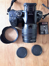 Panasonic LUMIX dmc-gh4 Fotocamera Digitale-Nero (Kit con ASPH OIS 14-140) TOP