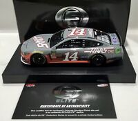 """2019 1/24 #14 Tony Stewart """" Haas Automation """" Elite Mustang 1 of 505  SD SHIP"""
