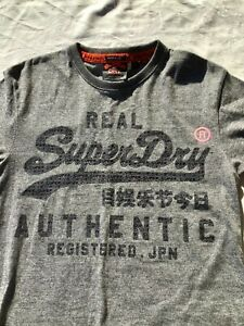 SUPERDRY T Shirt , As New Mens XS