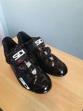 Sidi Wire Carbon Road Cycling Shoe Size 42.5
