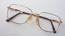 McPenny Herrenbrille gold 54-18 mehrstärkenfähig günstig Metallfassung size M