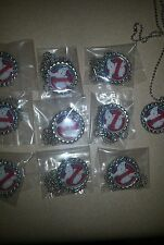ghostbusters ghost busters  lot of 12 necklaces necklace loot bag party favors
