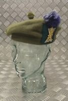 "Genuine British RRS ""Royal Regiment Scotland"" Tam O`Shanter Hat Assorted Sizes"