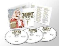 Tammy Wynette Gold 3 CD Digipak NEW