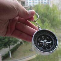 Hiking Lightweight Aluminum Compass Navigation Professional Wild Survival Tool