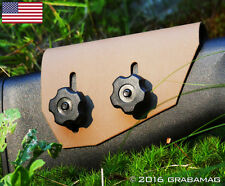 FDE Cheek Rest - Razor Rest Dark Earth Adjustable Rifle Stock Cheek Riser Kydex!