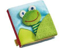 Stoffbuch HABA Zauberbuch 302097 Babybuch Kinderbuch Fühlen Greifen Knistern Neu