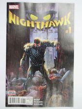 Marvel Comics: NIGHTHAWK #1 JULY 2016 # 11D74