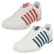Chaussures bleus à lacets en cuir pour fille de 2 à 16 ans
