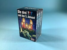 Die Drei ??? Fragezeichen und der 5.Advent - 3er MC Kassette