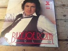 billy joe royal-folio 1983 CBS special products l.P.