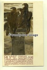 More details for su1643 - rome - commemorial festivities of proclamation of the kingdom of italy