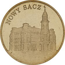 2 zl. 2006 Historical Cities: Nowy Sacz