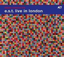 ESBJORN SVENSSON TRIO-LIVE IN LONDON-IMPORT 2 CD WITH JAPAN OBI H02