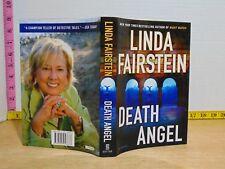 Death Angel by Linda Fairstein (2013, Hardcover) BCE