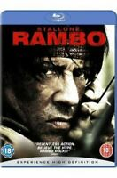 Rambo (Blu-Ray) [2008] [DVD][Region 2]