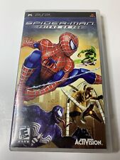 Spider-Man: Friend or Foe (Sony PSP, 2007) - Complete