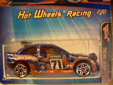 Hot Wheels Ford Escort Hot Wheels Racing #089 Blue