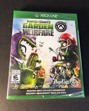 Plants vs Zombies [ Garden Warfare ] (XBOX ONE) NEW