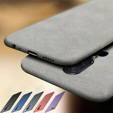 For OnePlus 3T 5 5T 6T 7 8 Pro Silicone Soft TPU Sandstone Slim Matte Case Cover