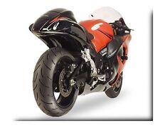 2008-2015 Hayabusa GSX 1300R Hotbodies Superbike Undertail- Black 2014 2013 2012