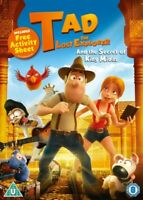 Neuf Tad The Lost Explorer et Le Secret De King Midas DVD