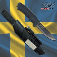 MORAKNIV BUSHCRAFT SURVIVAL - Knife MORA with sheat, CARBON STEEL Made in Sweden