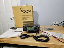 Icom ic-703 HF Transceiver Qrp All Mode C MY OTHER HAM RADIO GEAR ON EBAY NOW