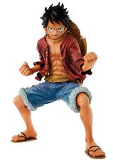 ONE PIECE FIGURE KING OF ARTIST MONKEY D. LUFFY RUFY RUBBER MANGA BANPRESTO #1