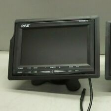 Pyle, PLVHR75, Video Monitor, LCD, With Adjustable Mount (Lot of 3)