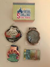 New ListingRunDisney Virtual Series 2020 Disney Medals