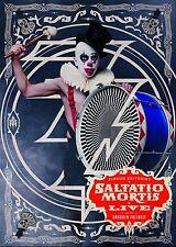 SALTATIO MORTIS - ZIRKUS ZEITGEIST-LIVE AUS DER GROßEN FREIHEIT 2 DVD NEU