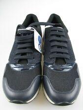 Geox Damen Sneakers D PHYTEAM A Dunkelblau Leder in Gr.37