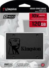 """Kingston SSD Festplatte Disk A400 mit 120 GB SATA III 2,5"""" Drive 120GB Speicher"""