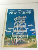 The New Yorker: September 4 1965 Full Magazine/Theme Cover Ilonka Karasz