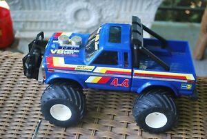 "VINTAGE 1985 RADIO SHACK 4X4 ""OFF ROADER"" DASH 49 RC MONSTER TRUCK, AS-IS"