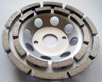 125 mm Diamant-Schleiftopf Schleifteller Topfscheibe Beton Estrich Top -Neu-