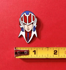 RIC HUNTER ROBOTECH MACROSS  ENAMEL PIN   FROM JAPAN VINTAGE MINT