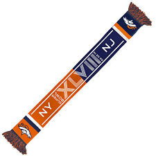 Denver Broncos NFL 2013 2014 AFC Super Bowl XLVIII 48 Going to the Game Scarf