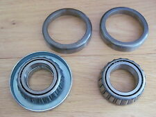 PS181 TRIUMPH T90 T100 T110 T120 TAPER ROLLER STEERING BEARING CONVERSION KIT