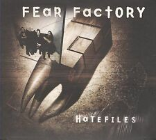 Hatefiles [Digipak] by Fear Factory (CD, Sep-2009, Metal Mind Productions)